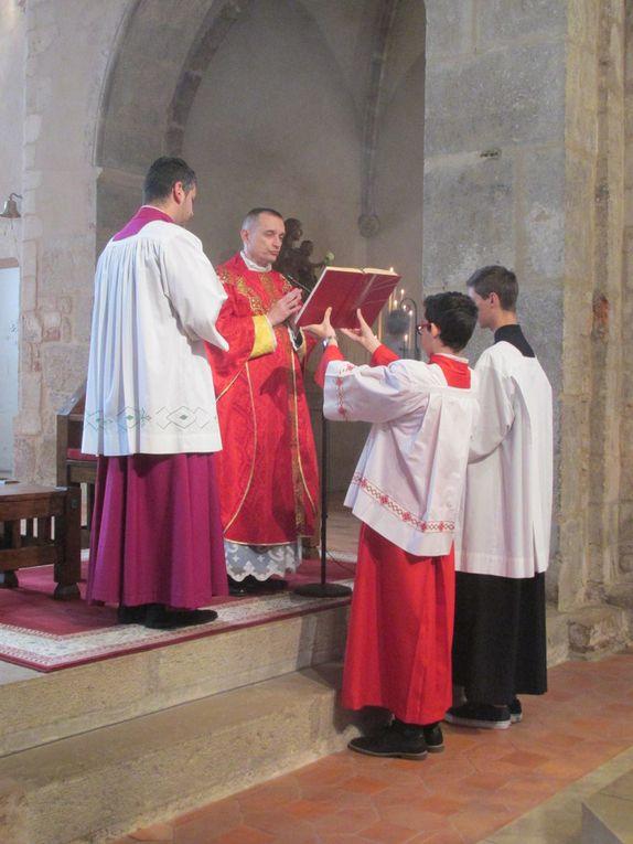 Messe de la Pentecôte 2018