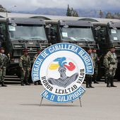 162 multipurpose trucks delivered to 11th Armored Cavalry Brigade of Ecuador Army 3004154 | April 2015 Global Defense Security news UK | Defense Security global news industry army 2015