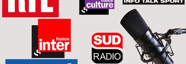 La liste des invités radio du lundi 11 janvier 2021