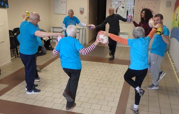 Sport Santé : Silver XII Equilibre pour les séniors