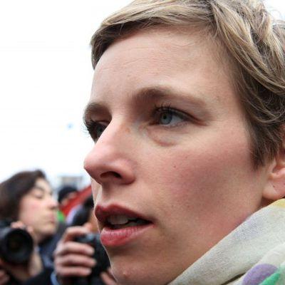 Clémentine Autain appelle le Front de gauche au sursaut.
