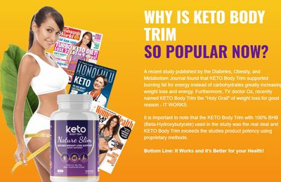 Keto Body Trim Fast Burn Supplement| Reviews, Ingredients, Benefits, Side Effects | Cost And Buy!