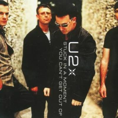 U2-  Stuck In A Moment You Can't Get Out Of