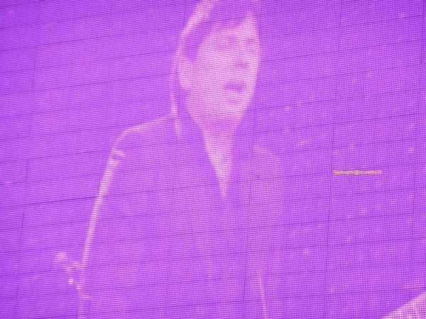 Tournée 2008 Lost Highway Bruxelles 14 juin 2008