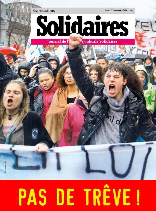 Solidaires N°77