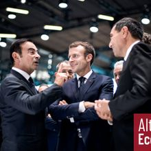 Carlos Ghosn, le mythe du grand industriel