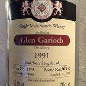 Glen Garioch 1991 MoS - Passion du Whisky