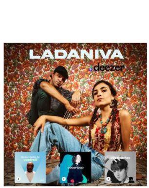 💿 Ladaniva • Nouveau single • Printemps de Bourges