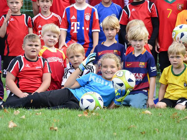 Soccerschool Wien meets Union SC Perchtoldsdorf
