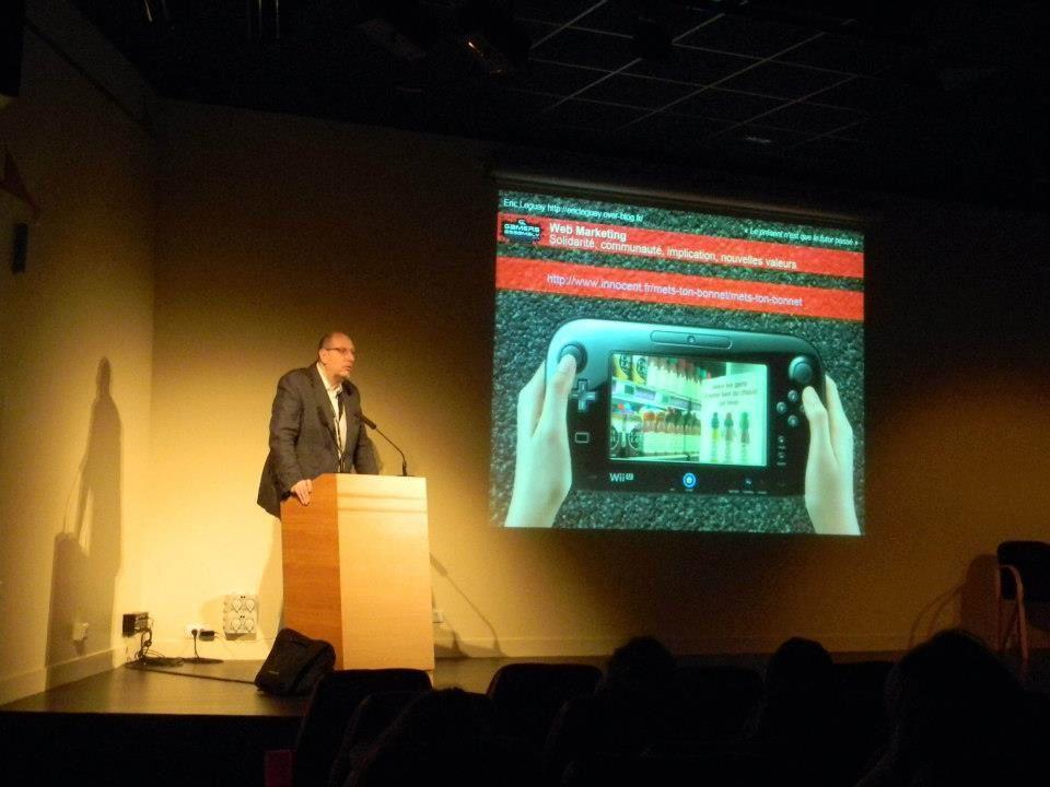 Edition 2013 de la Gamers Assembly, Palais des congrès du Futuroscope