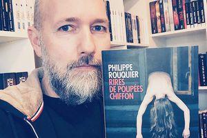 Rires de poupées chiffon, de Philippe Rouquier --- Mitigé, je n'ai finalement pas adhéré