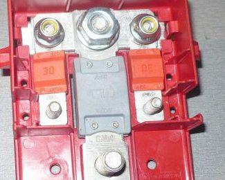 Protection électrique du démarreur