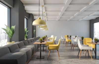 Commercial Painting: Choosing the Right Office Paint Color