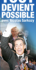 Jeudi 19 Avril 2007  : Meeting de Nicolas SARKOZY à Marseille,