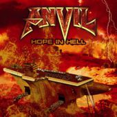 """CD review ANVIL """"Hope in hell"""""""