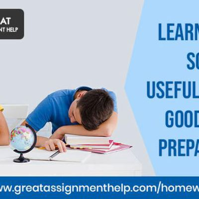 Learn About Some Useful Tips For Good Exam Preparation