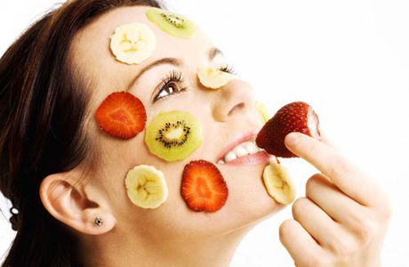 Des aliments contre les problèmes de peau