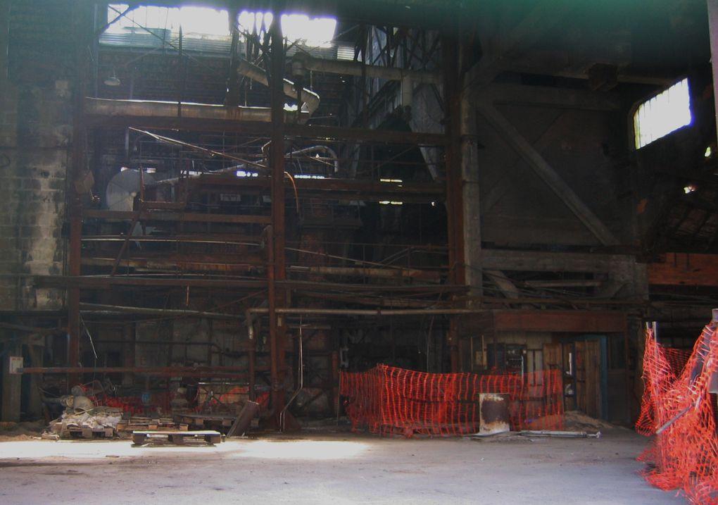 Une page d'un siècle d'histoire industrielle à Prémery se tourne définitivement. La démolition des bâtiments est programmée pour septembre. Alors quelques photos, pour se souvenir !