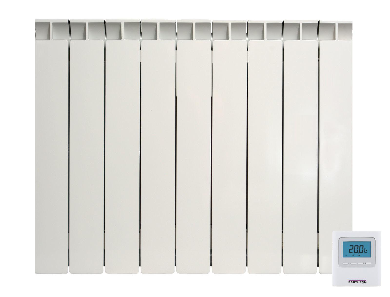 Radiateur électrique économique : ECO-fonte à partir de 731€ ttc.