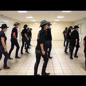GO COUNTRY Line Dance - danse et compte