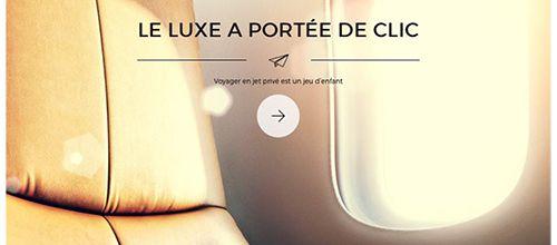 Pour comparer, sélectionner et réserver en ligne la location d'un jet privé, une seule adresse : Lynjet !