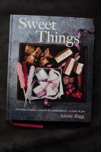 Douceurs & Confiseries par Annie Rigg     2 exemplaires à gagner