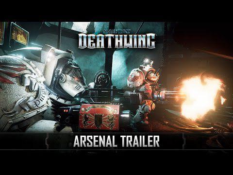 ACTUALITE: #SpaceHulkDeathwing dégaine son arsenal #trailer!