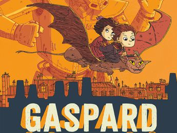 Gaspard de Paris - Tome 2. Paul THIES et Benjamin STRICKLER – 2020 (Dès 8 ans)