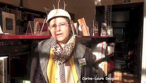 L'auteur ? Carine-Laure DESGUIN