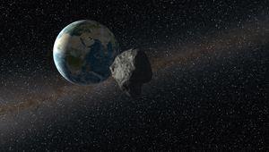 L'astéroïde 2012 DA14 arrivera tout près de la terre dans la nuit de vendredi
