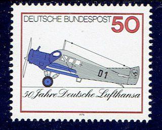 L'avion Junkers F 13