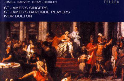 Didon et Enée de Purcell, Ivor Bolton