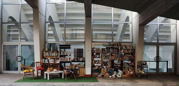 Neneuil, le SDF bibliothécaire de rue est décédé...