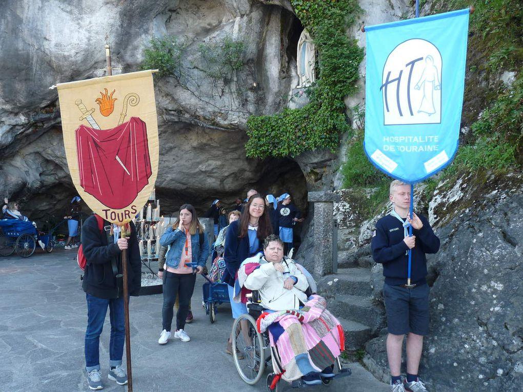 Les photos d'avril 2017 à Lourdes