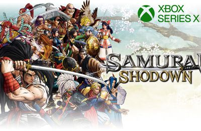 [ACTUALITE]  Samurai Shodown - Le 16 mars sur Xbox Series X / S , infos et trailer