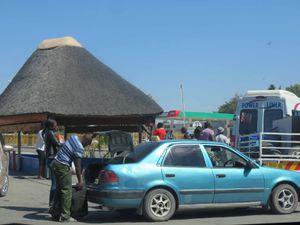 Du parc Etosha à Okahandja