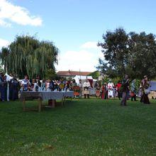 La fête médiévale à Chauvigny