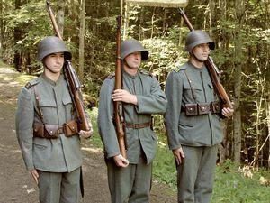 Promotion de GF - 1943