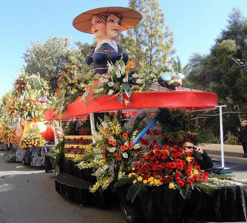 Carnaval de Nice (Voyages en camping-car)