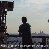 Les décors emblématiques de Paris très prisés par le cinéma - Le Journal du week-end | TF1