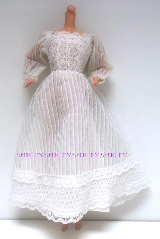 BARBIE WEDDING PARTY FASHIONS #1416 MATTEL 1980