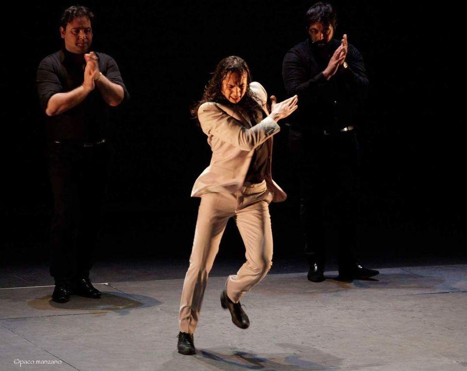 Cours de flamenco à Paris avec les plus grands artistes d'Espagne!!