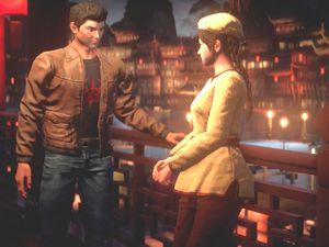 ... L'intérêt du couple s'effrite complètement à Niaowu. Shenhua y est inutile.