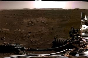 Des nouvelles de Mars