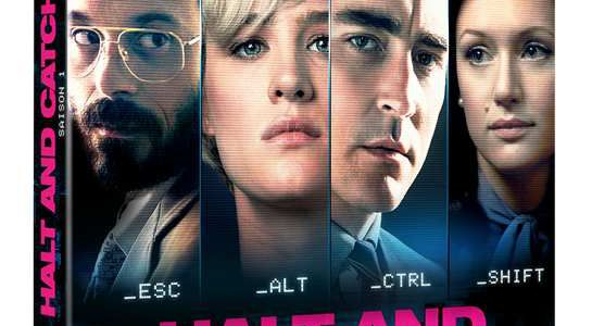 """CONCOURS : BLU-RAY """"HALT AND CATCH FIRE"""" À GAGNER !"""
