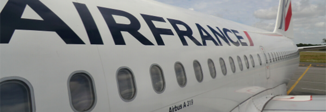 Air France renforce progressivement son programme de vols