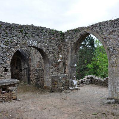 Chapelle Saint Michel de Lestre
