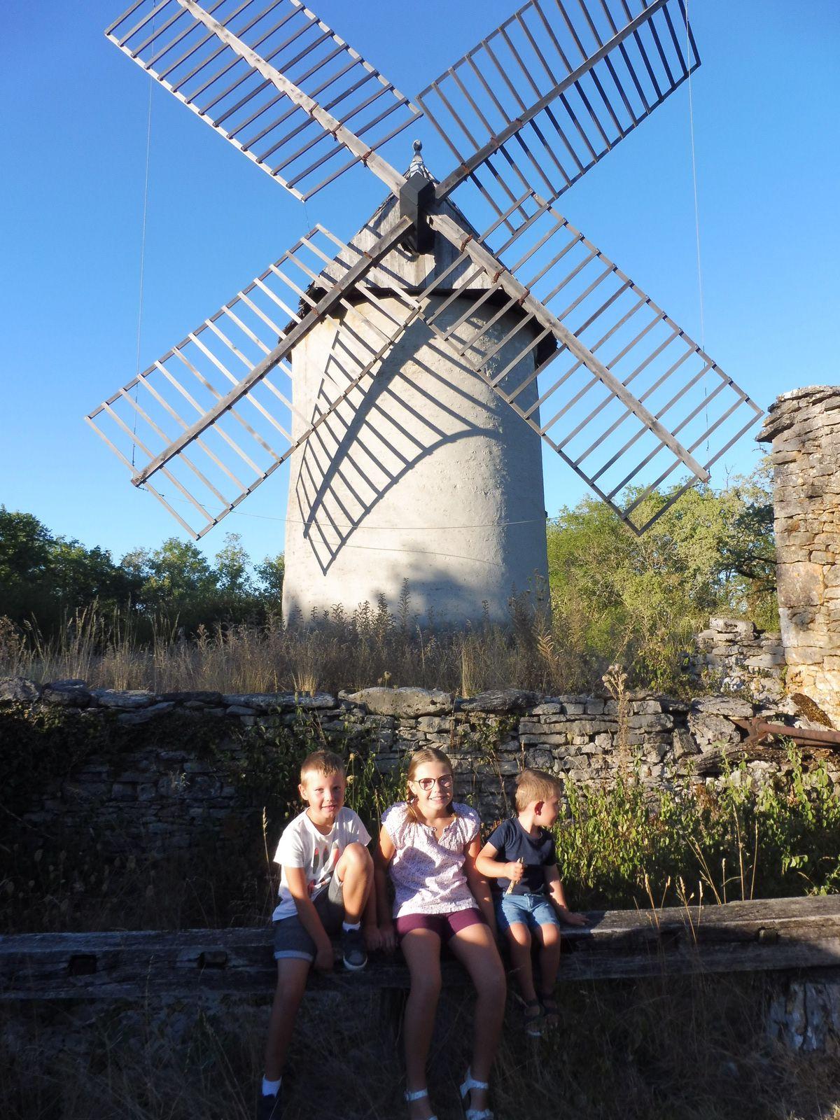Etape 4 des vacances: Le lot #1