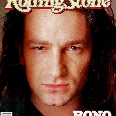 U2- Magazine Rolling Stone -08 Octobre 1987