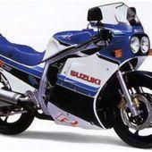 Suzuki GSXR 30 ans déja - frico-racing-passion moto